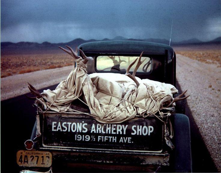 Easton's Archery Shop