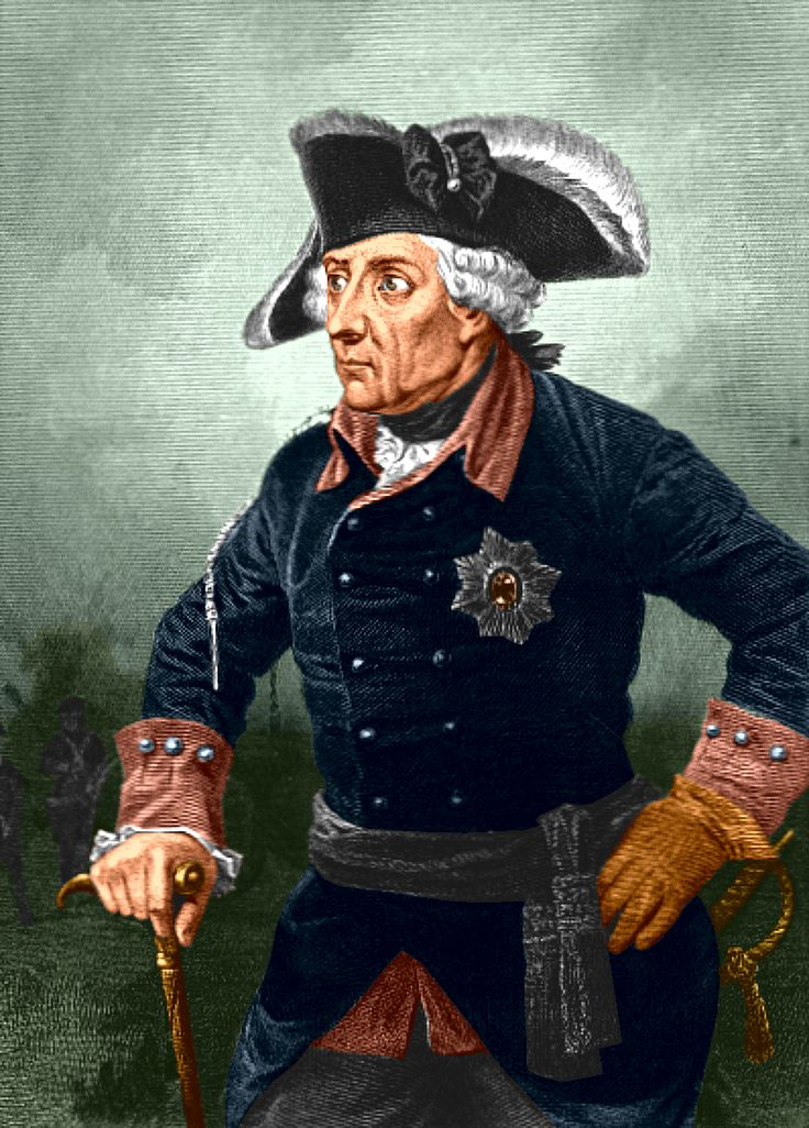 Prussia's King Frederick the Great