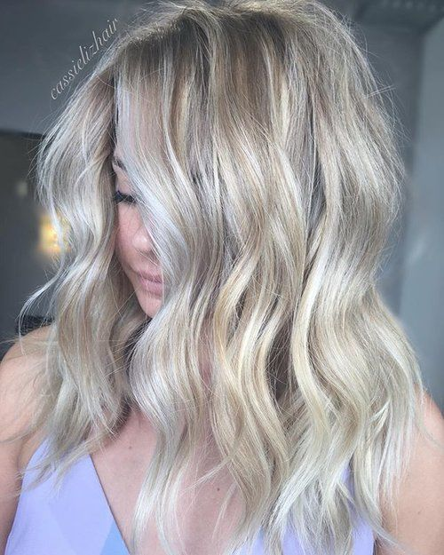 Light Ash Blonde Hair Color Pictures