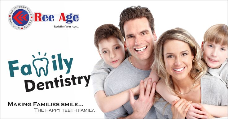 From our Family to yours! Helping generations put their best smile forward, we also put family first. Here at ReeAge we provide total dental care for the entire Family. We serve all your needs including General Dentistry, Preventive care, Restoration, Cosmetic Dentistry and more. #Dental #Tooth #Treatment #Skin #Hair #Slimming #Bangalore #Jayanagar #Koramangala #KRPuram https://goo.gl/hB2xjy