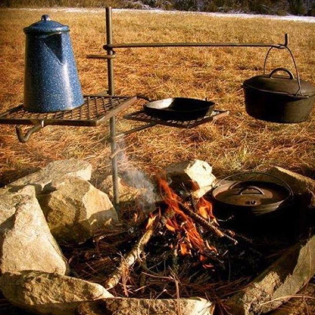 17 Best Images About Camping Cooking Equipment On: 249 Best Images About Cowboy Cooksets And Chuckwagon