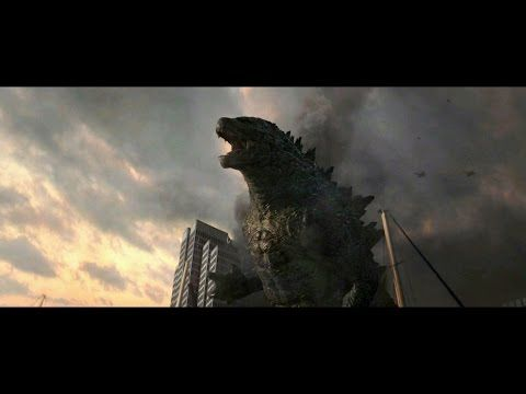 Godzilla (2014) - All Godzilla Scenes HD 1080p - YouTube