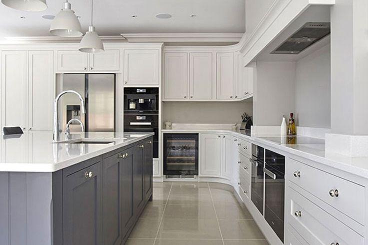 Modern Shaker Kitchen - Chelsea