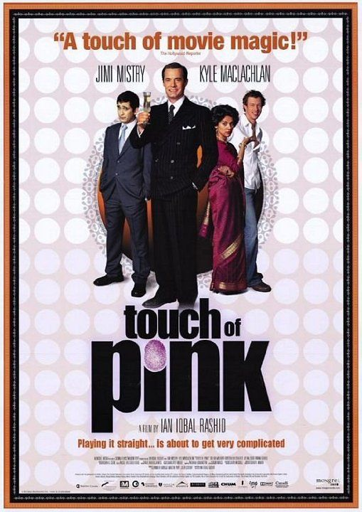 Essential Gay Themed Films To Watch, Touch of Pink http://gay-themed-films.com/watch-touch-of-pink/