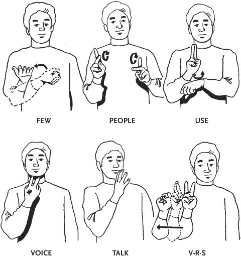 Home > Library > Literature & Language > American Sign Language