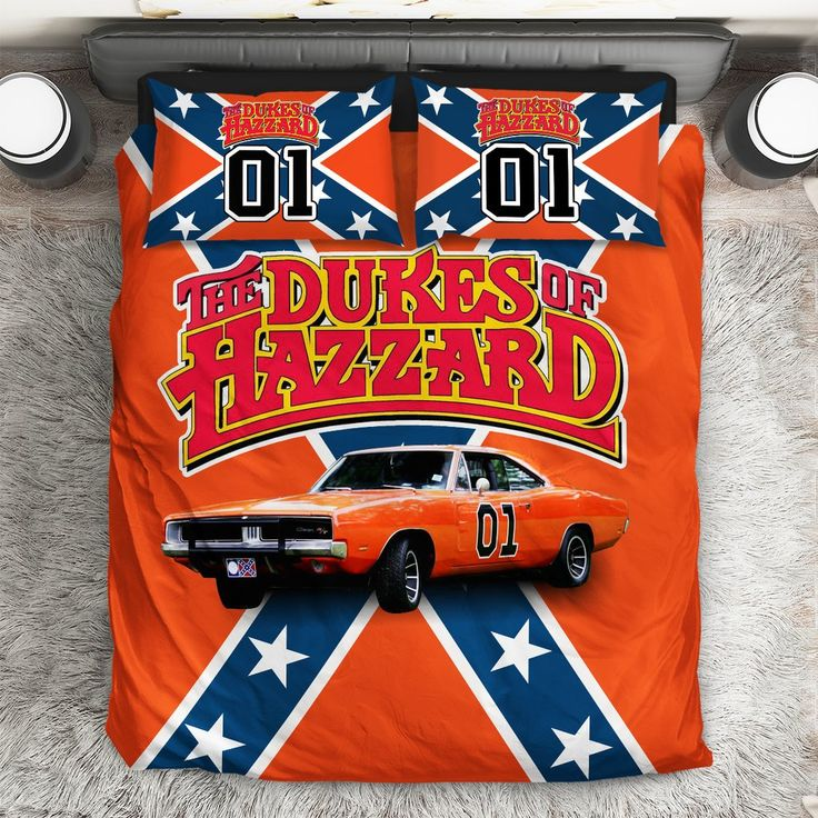 Dukes And Hazard Bedding Set Duvet Covers Bedding Set Duvet Cover Sets