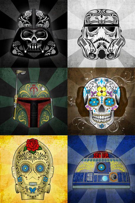Dia De Los Muertos Crafts - Craftfoxes