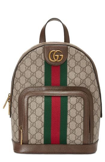 Beautiful Gucci Small Ophidia GG Supreme Canvas Backpack Women s Fashion  Handbags.   1450  topbrandsclothing from top store 5f9cc14d2e079