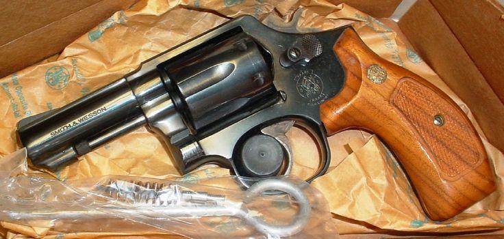 S&W Model 547 9Mm | Item:11849360 Smith & Wesson MODEL 547 M&P 9MM REVOLVER RARE For Sale ...
