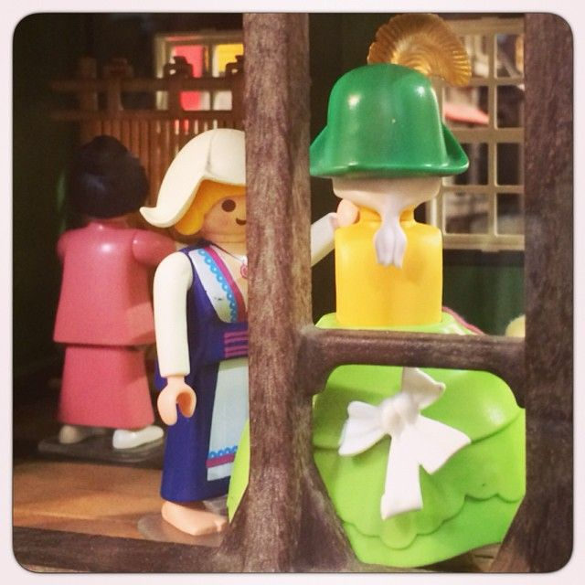 #montblancmedieval #clickania2014 #clickania #Playmobil #toyphotography #FOTO: Diorama Clickània 2014