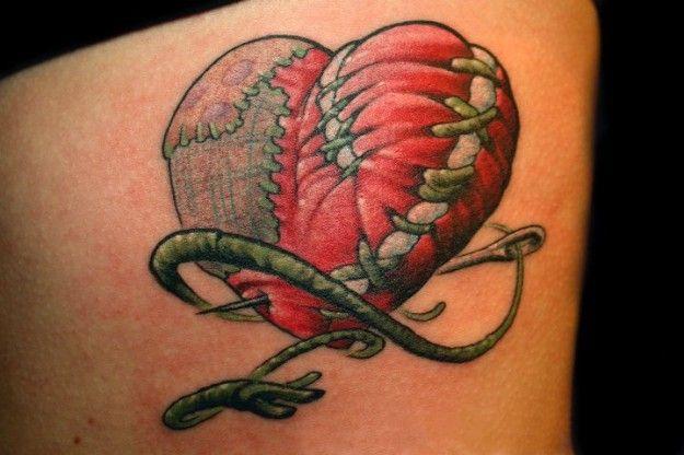 Tatuaggio Pezze al Cuore