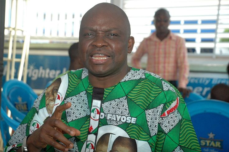 "Top News: ""EKITI STATE: House Of Assembly APC Lawmakers Slam Governor Ayodele Fayose Sunday Inciting Broadcast"" - http://www.politicoscope.com/wp-content/uploads/2015/03/Governor-Ayodele-Fayose-1200x798.jpg - Speaker Adewale Omirin Wole Olujobi said: ""How do you reconcile inciting broadcast with a plea he made for peace not quite 24 hours earlier."" Read more.  on Politicoscope - http://www.politicoscope.com/ekiti-state-house-of-assembly-apc-lawmakers-slam-governor-ayodele-f"