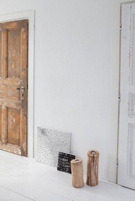 opgeschuurde-houten-deur
