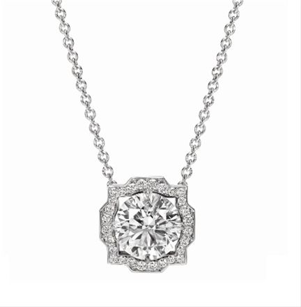 Belle by Harry Winston, Diamond Pendant