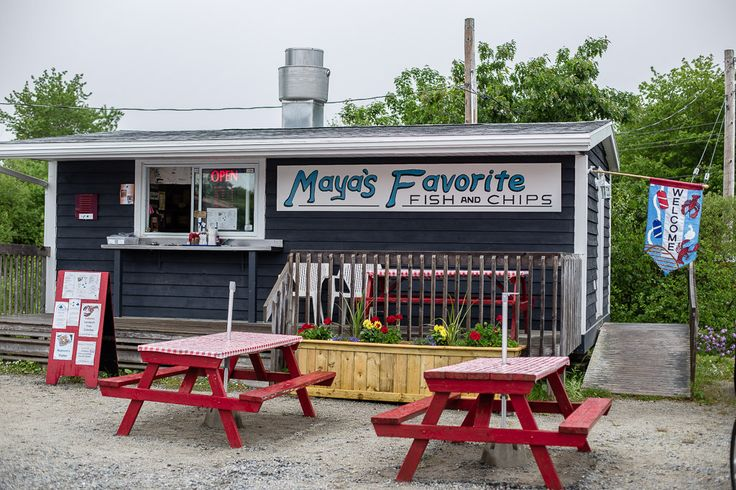 Maya's Favorite Fish and Chips Shack - Things to do in Nova Scotia