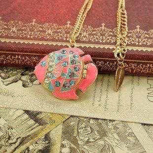 Beautiful goldfish necklace: Beautiful Goldfish, Open, Etsy, Goldfish Necklace, Beautiful Jewels, Fenasd99321, Necklaces