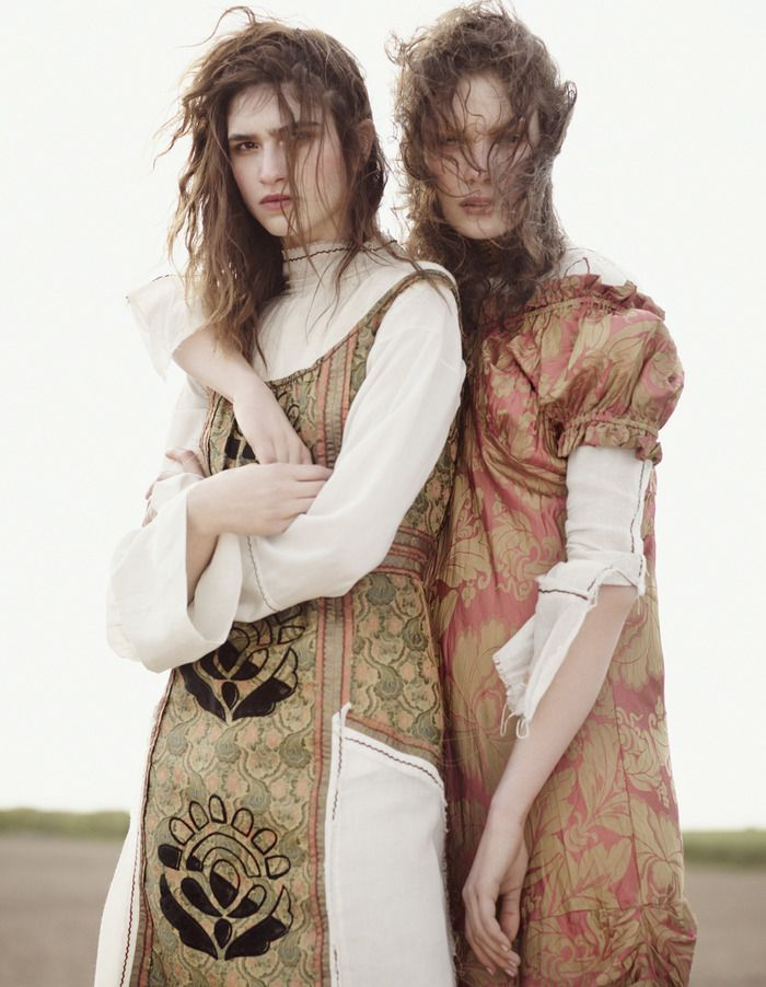 """Wild West Style"" by Damian Foxe for How to Spend It July 2015"