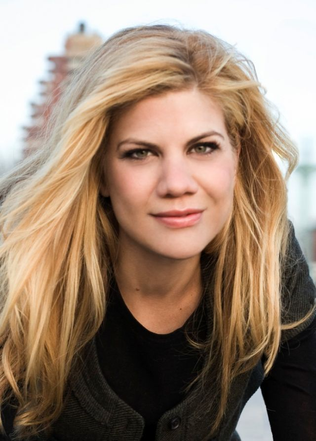 I love Kristen Johnston and am blessed enough to call her a friend. This pic is…