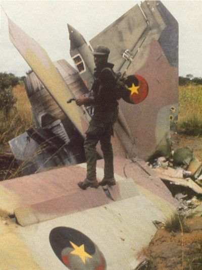 Battle of Cuito Cuanavale - Angolan Civil War/South African Border War