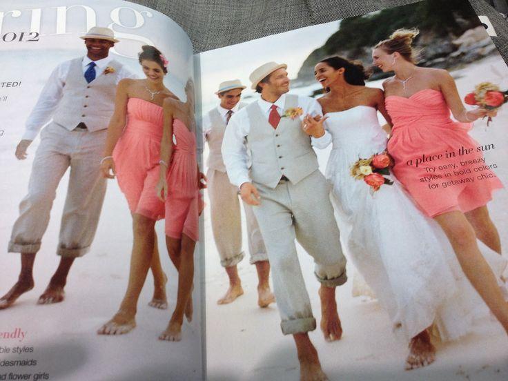 beach wedding groomsman attire - Google Search