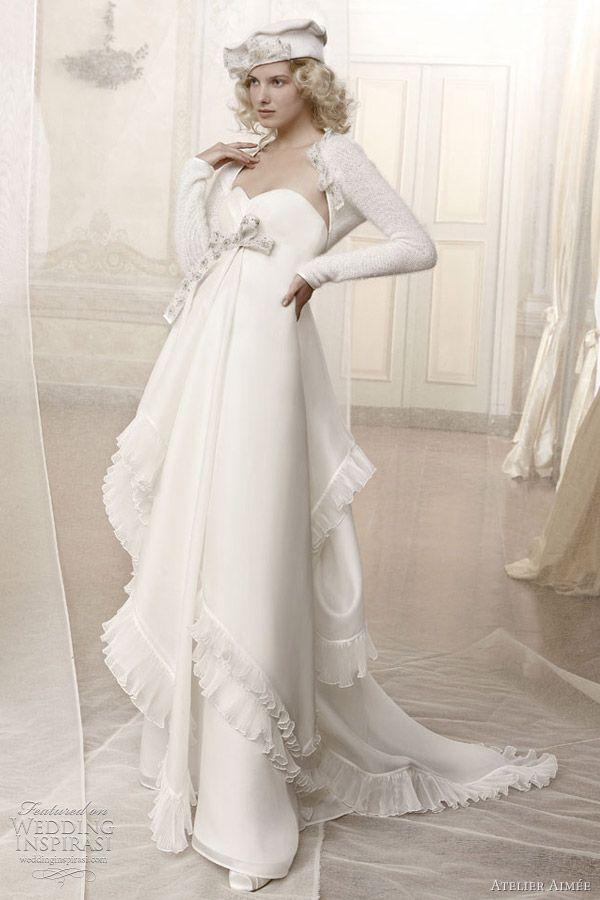 Wedding Dresses with coats | ... Wedding Dresses — Juliet & Romeo Bridal Collection | Wedding