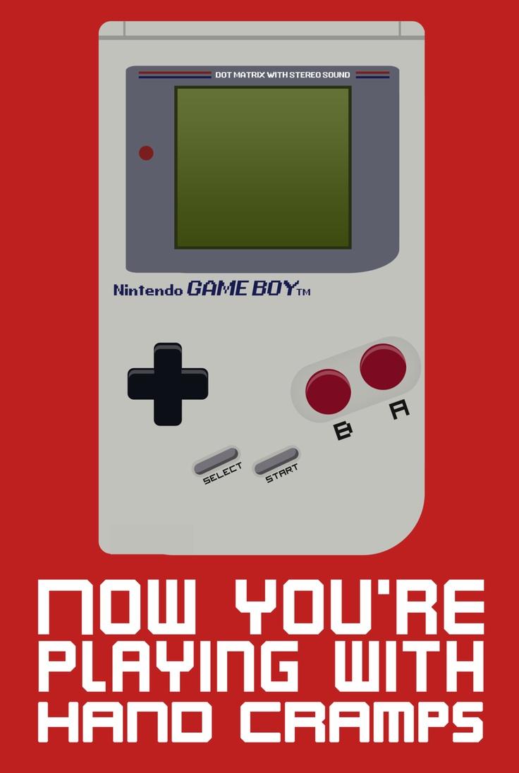 GameBoy Color in 2020 Flat design illustration, Gameboy