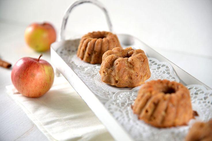 Jablkové minibábovky - Inspiracie.sk