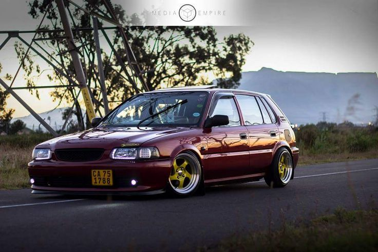 No words for this Toyota Tazz