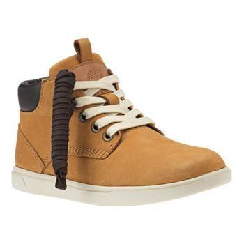 Timberland - Chaussures Groveton Leather Chukka Junior - du 36 au 40