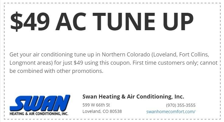 49 Air Conditioner Tune Up In Loveland Fort Collins Longmont