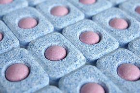 Le pastiglie per la lavastoviglie: così si fanno in casa