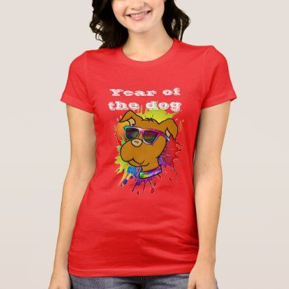 #Year of the Dog Shirt - #autism #tshirts #autistic #awareness #autismpride