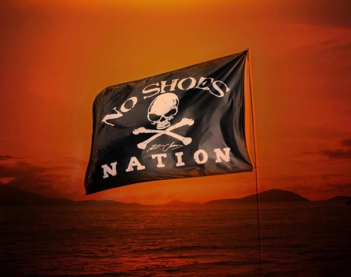 No Shoes Nation Is Making It Almost Impossible To Keep Kenny Chesney's Trademark Pirate Flag In Stock
