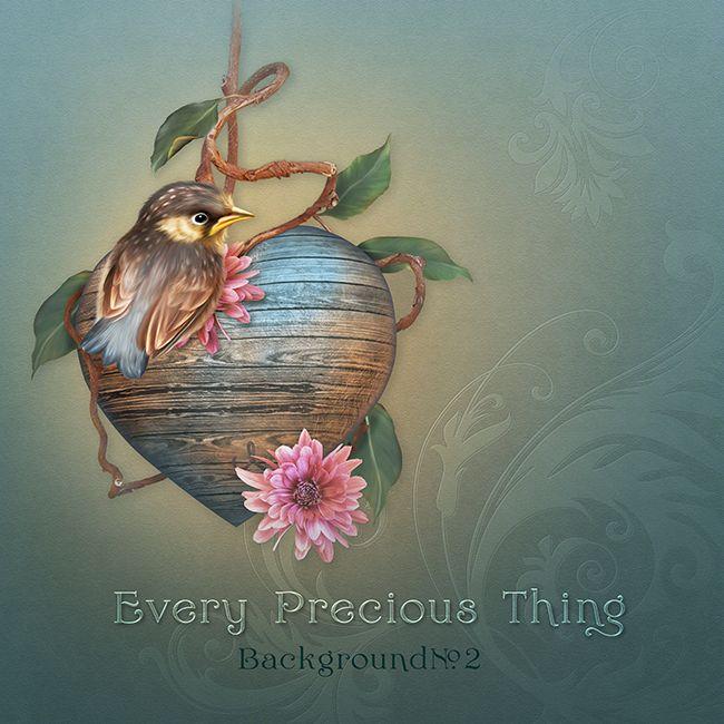 "Jaguarwoman's ""Every Precious Thing Backgrund #2"""