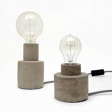 Architectural+Lamp+-Cylinder