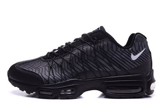 hot sale online f9ccc da986 Sports Shoes · Couple · New Arrival Nike Air Max 95 Hyp Prm 20 Anniversary  Ultra Jacquard Black Anthracite Shoe