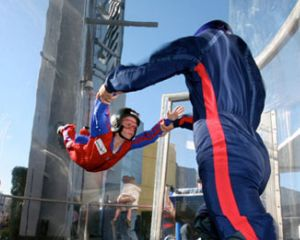 Los Angeles Indoor Skydiving""