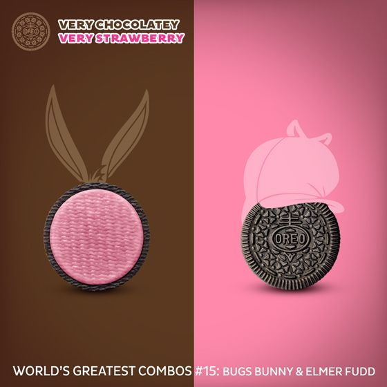 Some combinations are just made for each other. #VeryChocolatey #VeryStrawberry