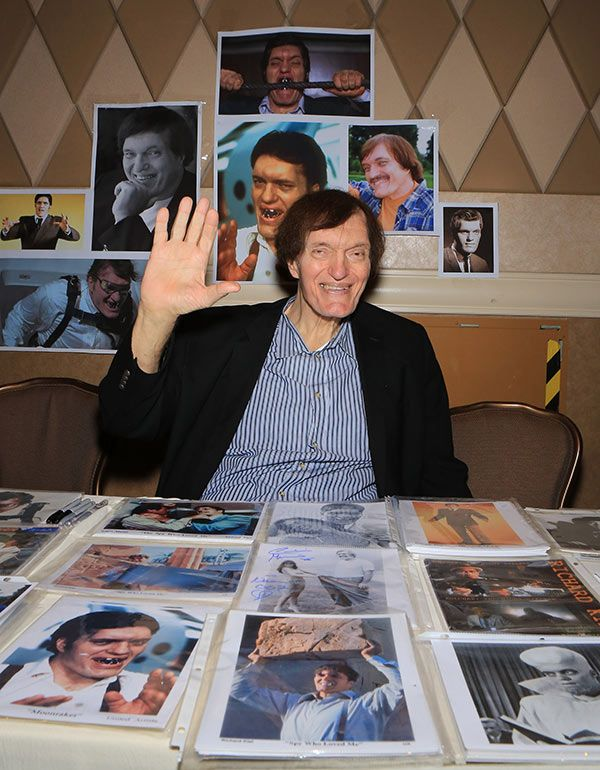 Richard Kiel Dead: James Bond Villain Jaws Dies At 74