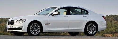 Vorstellung BMW 7er Facelift