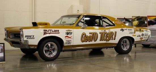 "1965 Pontiac Hurst GTO ""GeeTO Tiger""  #GeeTOTiger #GeeTO  #Tiger  #Tigers  #1965  #PontiacGTO  #Pontiac  #HurstGTO  #Hurst  #GTO  #Cars  #Kamisco"