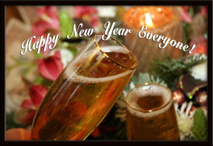 Happy New Year's Eve | ... to send out a warm and kind happy new year s eve and happy new year to