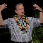 'Paunchy' Al Gore: Global warming deniers 'immoral, unethical and despicable'... APR 18 2014