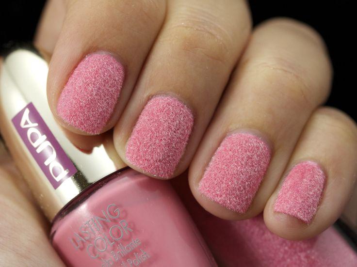 Pupa Princess - Fluffy Velvet Nail Polish ^_^