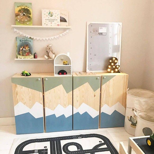 Ideas IkeaMuebles Para 20 De Personalizar Tu Ivar Armario FK1cJl