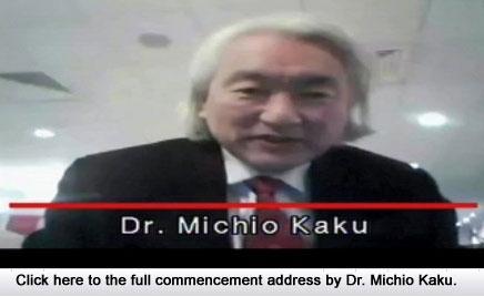 Dr. Michio Kaku  Theoretical Physicist, Futurist, Author