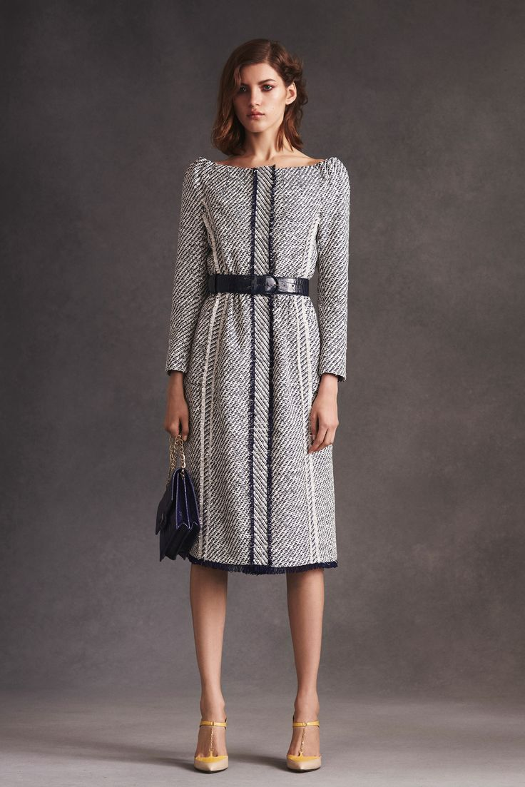 Oscar de la Renta Resort 2016 - Collection - Gallery - Style.com