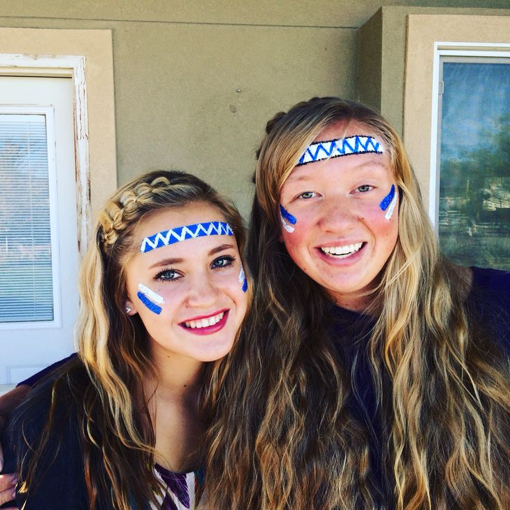 Game Day Face Paint Salud Pinterest Face Gaming And School