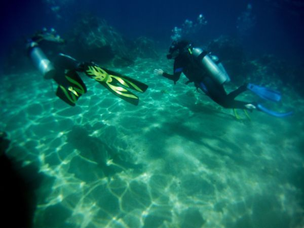 Discover scuba diving - Hoi An - Cham Island Diving - Hoi An - Vietnam