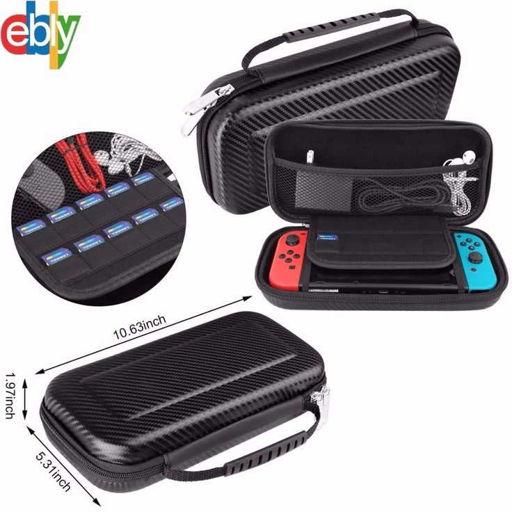 18++ Anime nintendo switch carrying case inspirations